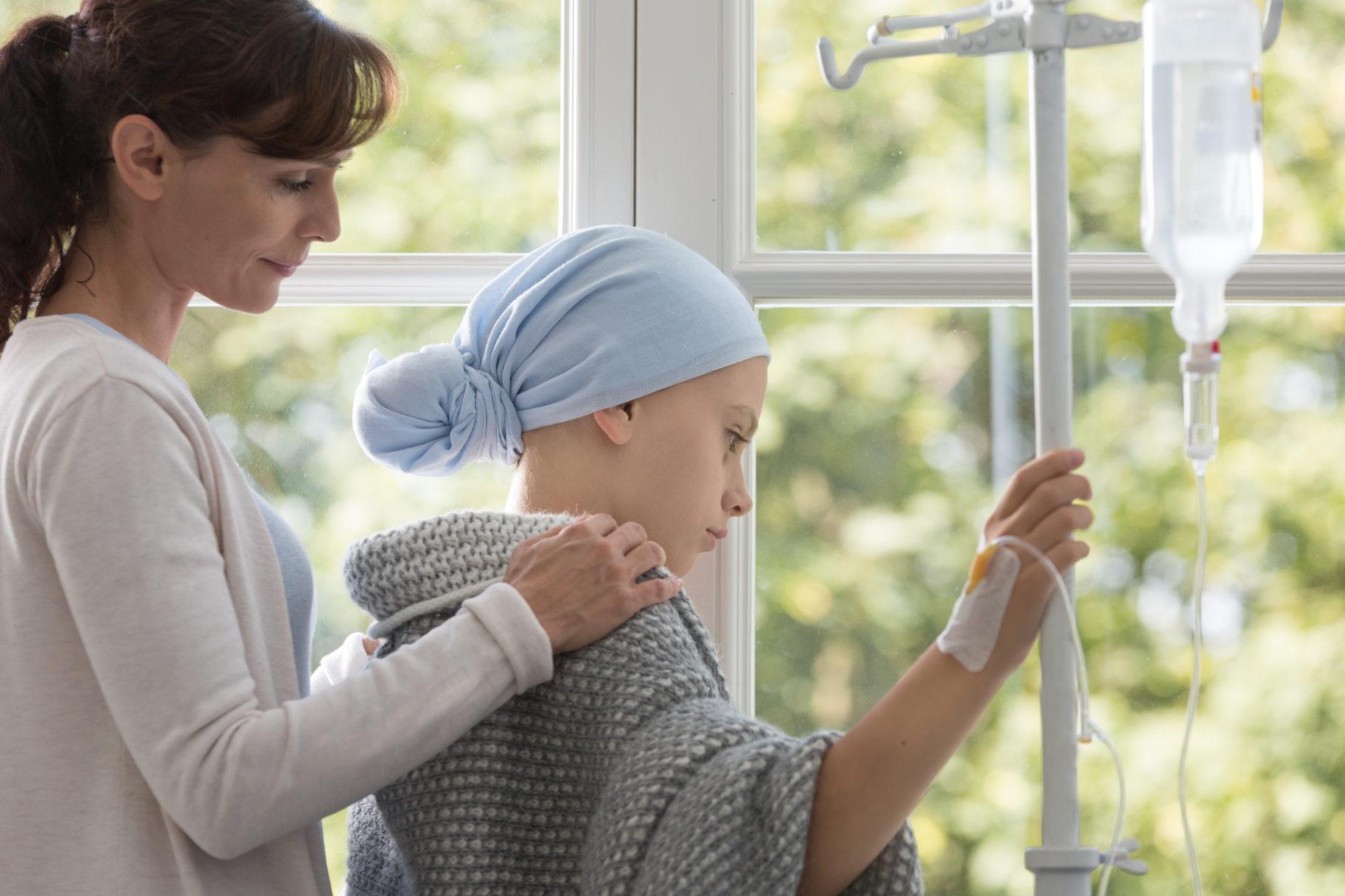 Brak apetytu u dziecka przy chemioterapii