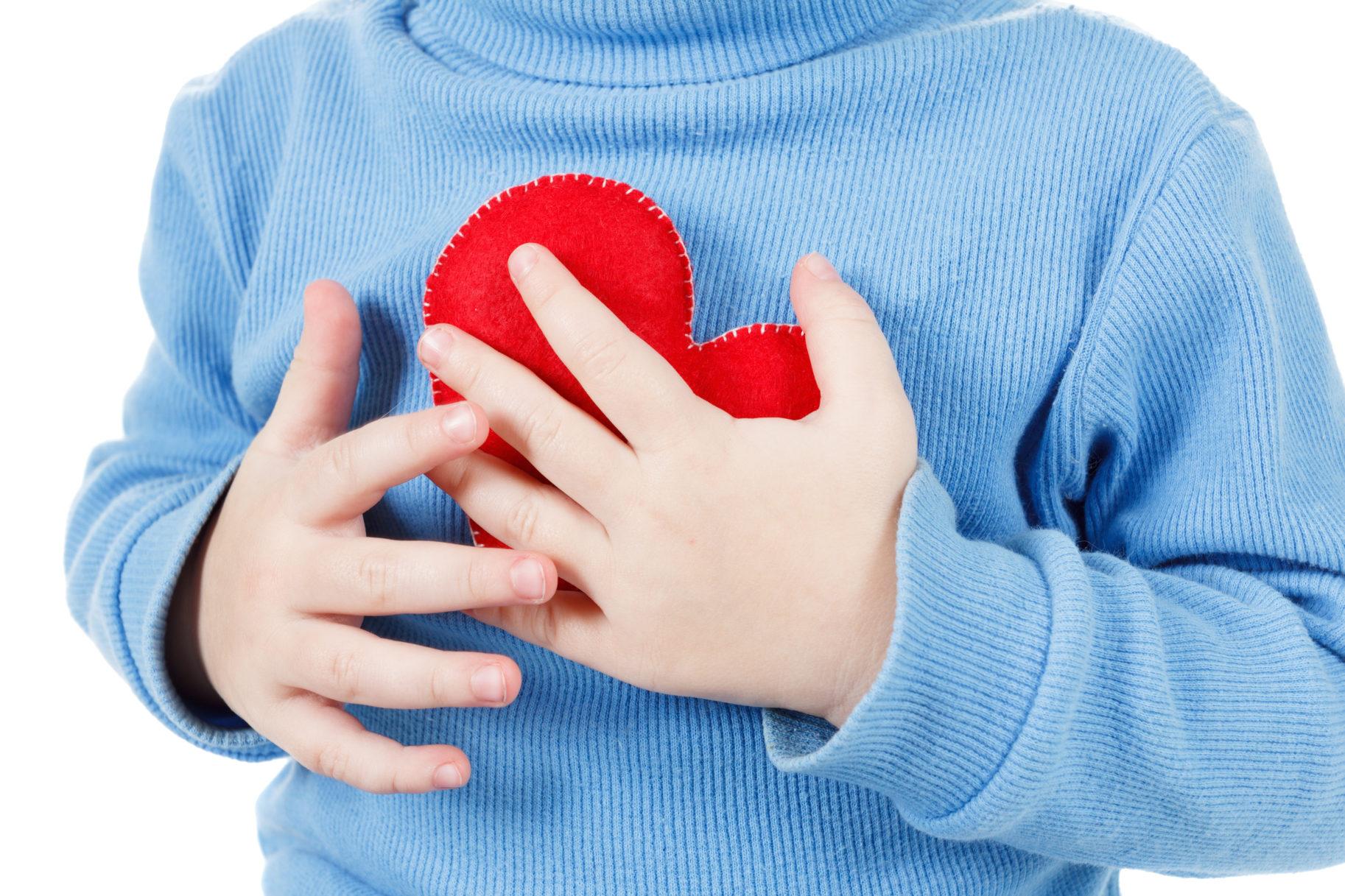 Żywienie dziecka z wadą serca