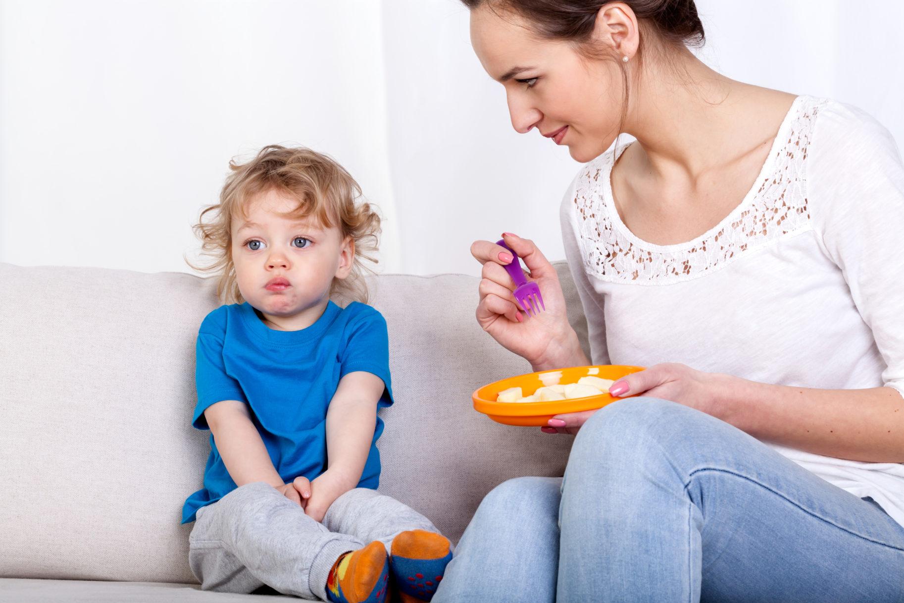 Brak apetytu u dziecka po operacji